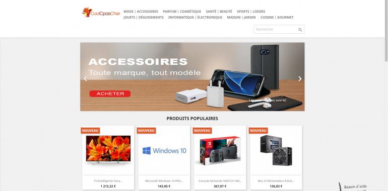 coolcpascher.com